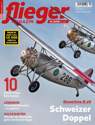 fliegermagazin NR. 12 2018
