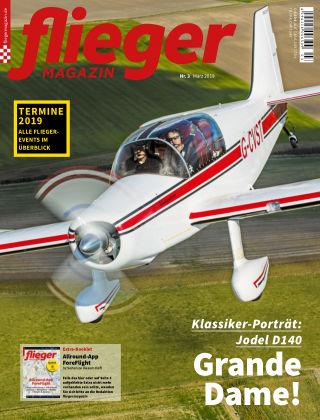 fliegermagazin NR. 03 2019