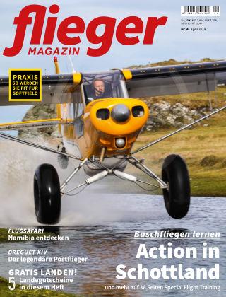 fliegermagazin NR. 04 2019