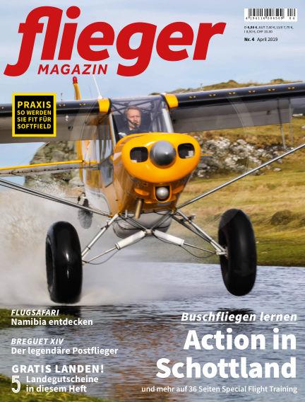 fliegermagazin March 29, 2019 00:00