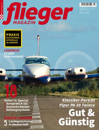 fliegermagazin NR. 07 2019