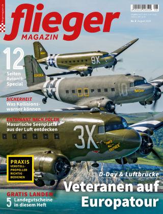 fliegermagazin NR. 08 2019