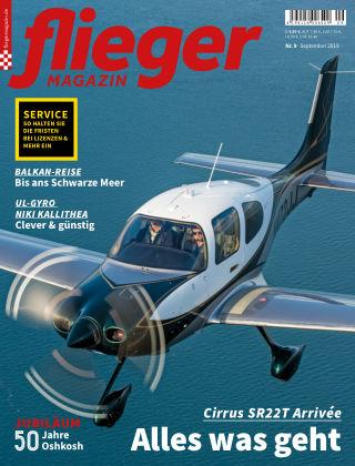 fliegermagazin NR. 09 2019