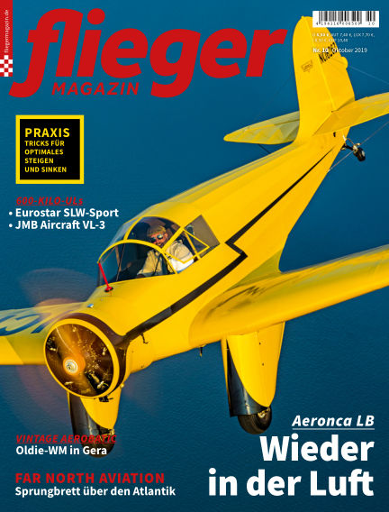 fliegermagazin September 24, 2019 00:00