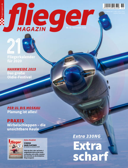 fliegermagazin October 22, 2019 00:00