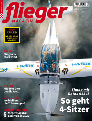 fliegermagazin NR. 01 2020