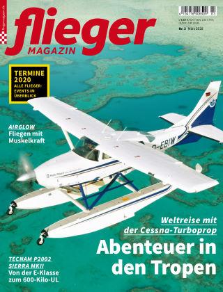 fliegermagazin NR. 03 2020