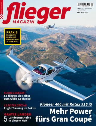 fliegermagazin NR. 04 2020