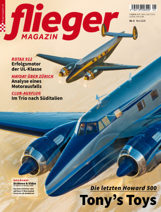 fliegermagazin NR. 05 2020