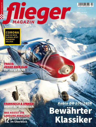fliegermagazin NR. 07 2020