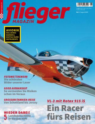 fliegermagazin NR. 08 2020