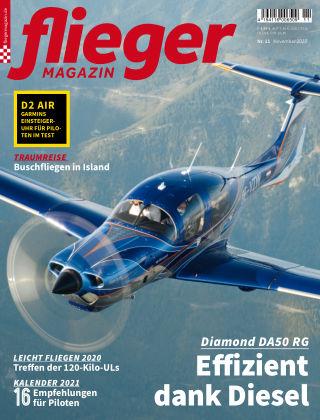 fliegermagazin NR. 11 2020