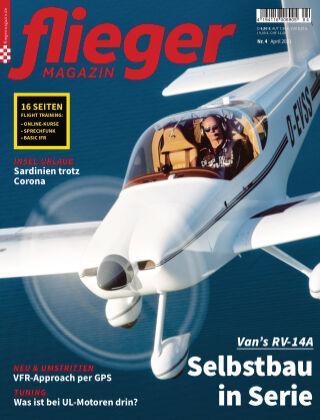 fliegermagazin NR. 04 2021