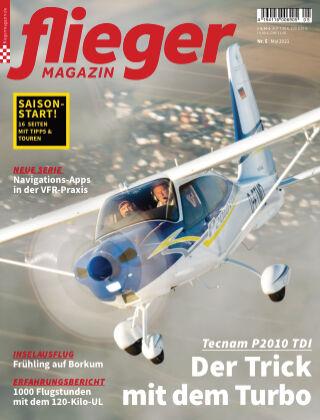 fliegermagazin NR. 05 2021