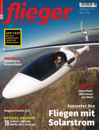 fliegermagazin NR. 06 2021