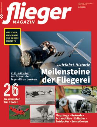 fliegermagazin NR. Extra 2021
