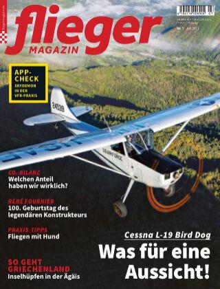 fliegermagazin NR. 07 2021