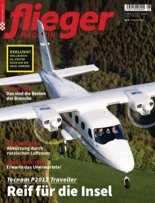 fliegermagazin NR. 08 2021