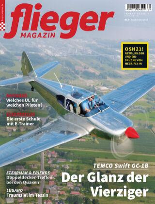 fliegermagazin NR. 09 2021