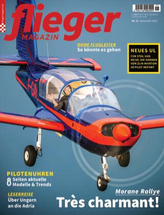 fliegermagazin NR. 11 2021