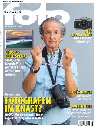 fotoMAGAZIN NR. 07 2018