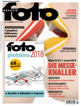 fotoMAGAZIN NR. 10 2018