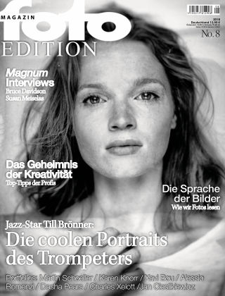 fotoMAGAZIN edition_NR. 08 2018