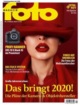 fotoMAGAZIN NR. 02 2020