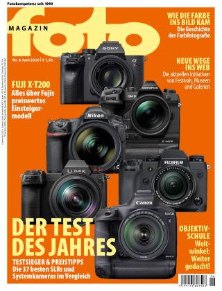 fotoMAGAZIN NR. 06 2020