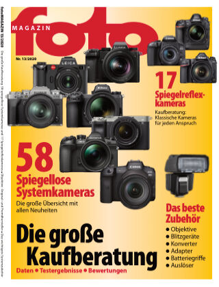 fotoMAGAZIN NR. 13 2020