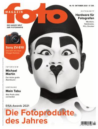 fotoMAGAZIN NR. 10 2021