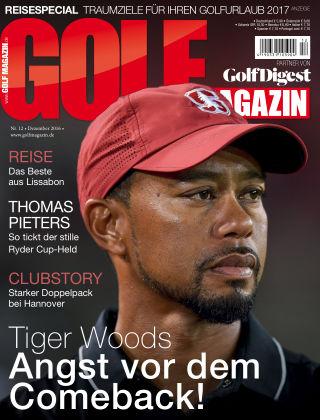 GOLF MAGAZIN NR. 12 2016