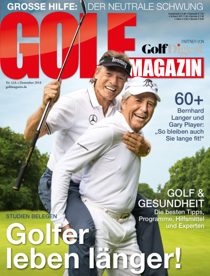 GOLF MAGAZIN December 05, 2018 00:00