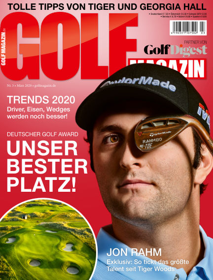 GOLF MAGAZIN February 19, 2020 00:00