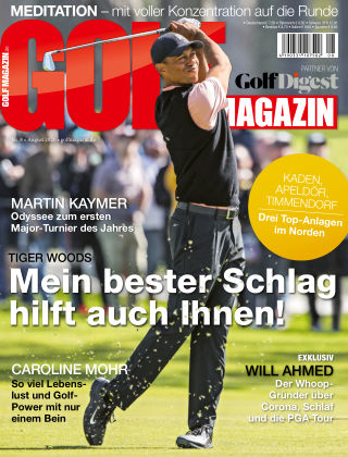 GOLF MAGAZIN NR. 08 2020