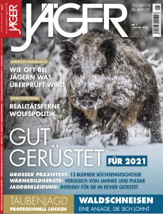 JÄGER Nr. 01 2021