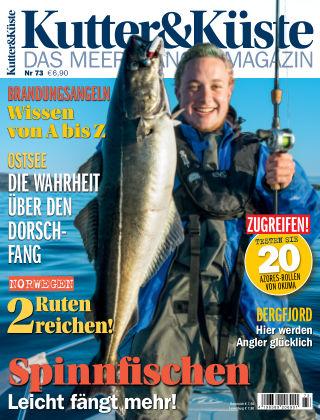 Kutter & Küste NR. 73 2018