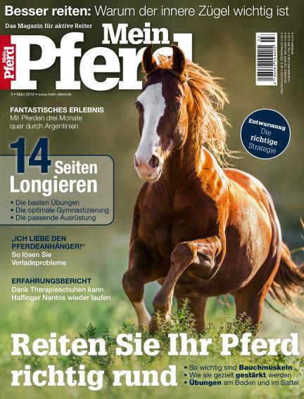 Mein Pferd February 09, 2016 00:00