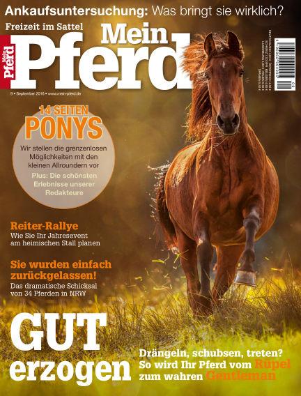 Mein Pferd August 16, 2016 00:00