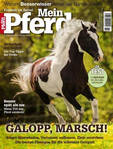 Mein Pferd October 11, 2016 00:00