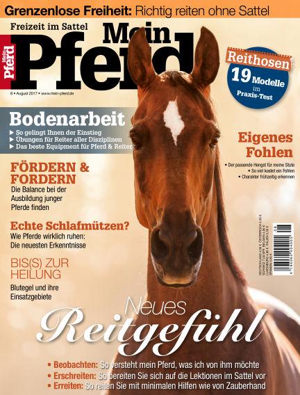 Mein Pferd July 18, 2017 00:00