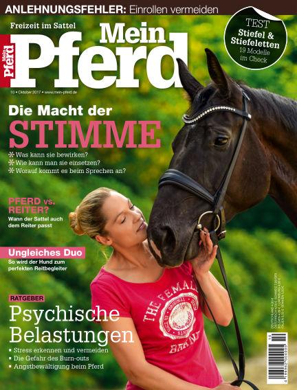 Mein Pferd September 12, 2017 00:00