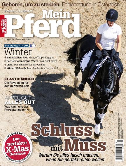 Mein Pferd December 12, 2017 00:00