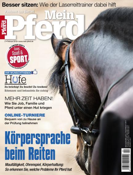 Mein Pferd January 16, 2018 00:00