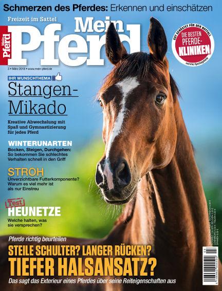 Mein Pferd February 13, 2018 00:00