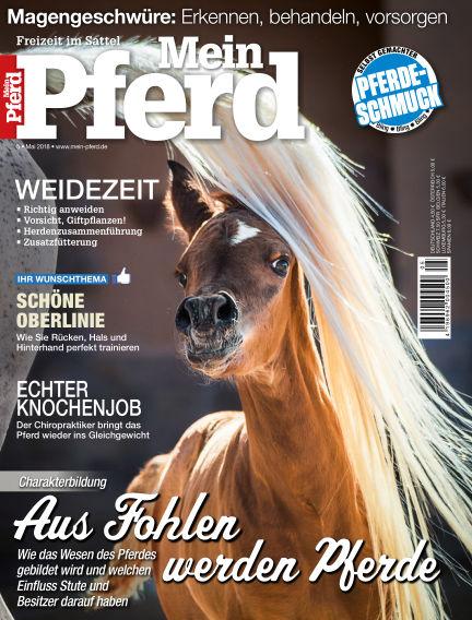 Mein Pferd April 17, 2018 00:00