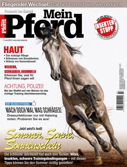 Mein Pferd June 19, 2018 00:00
