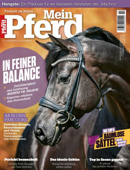Mein Pferd September 18, 2018 00:00