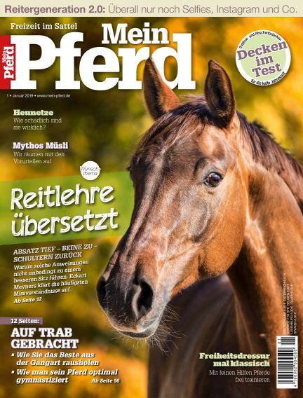 Mein Pferd December 11, 2018 00:00