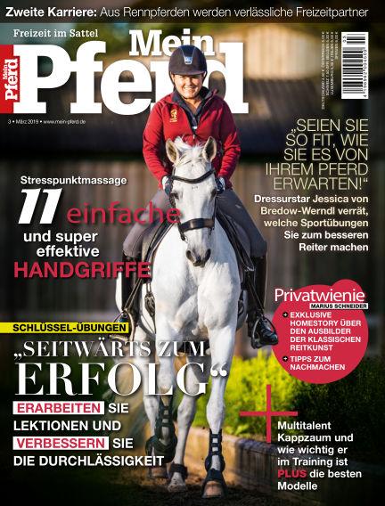 Mein Pferd February 12, 2019 00:00